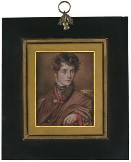 Francis Egerton, 1st Earl of Ellesmere, by John Linnell - NPG 6594