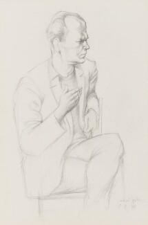 Humphrey Searle, by Michael Ayrton - NPG 6599