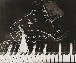 Beatrice Gladys Lillie (Lady Peel), by Angus McBean - NPG P903