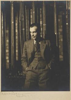 Michael Charles Henry MacOwan, by Angus McBean - NPG P905