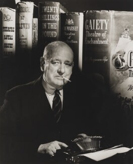Walter James Macqueen-Pope, by Angus McBean - NPG P906