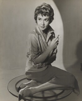 Joan Plowright, by Angus McBean - NPG P908