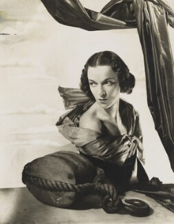 Beatrix Lehmann, by Angus McBean - NPG P922