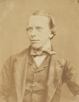 Edmund Hugh Lindsay Sloper, by (Octavius) Charles Watkins - NPG P946
