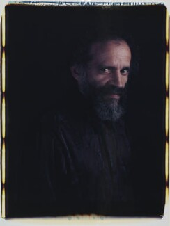 John Agard, by Maud Sulter, 2001 - NPG P949(1) - © National Portrait Gallery, London
