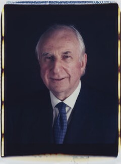 Michael Bond, by Maud Sulter - NPG P949(3)
