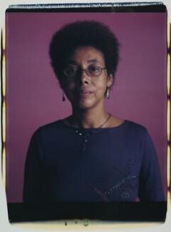 Grace Nichols, by Maud Sulter, 2001 - NPG P949(5) - © National Portrait Gallery, London