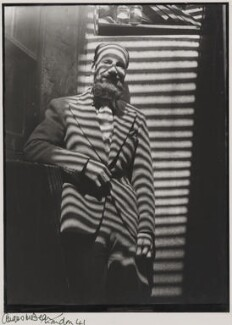 Angus McBean, by Angus McBean, 1945 - NPG P933 - © estate of Angus McBean / National Portrait Gallery, London