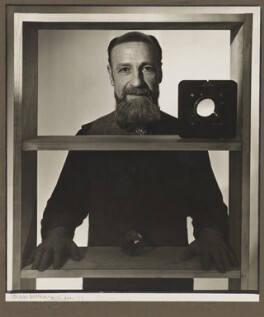Angus McBean, by Angus McBean, 1951? - NPG P937 - © estate of Angus McBean / National Portrait Gallery, London