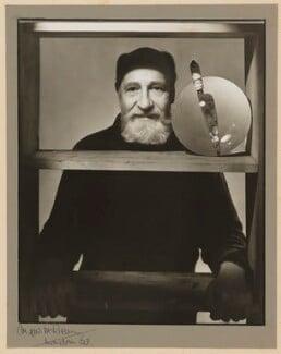 Angus McBean, by Angus McBean, 1963 - NPG P939 - © estate of Angus McBean / National Portrait Gallery, London