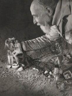 Angus McBean; Coral Edith Browne, by Angus McBean - NPG P940