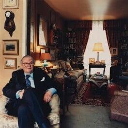 Sir Jack Mervyn Frank Baer, by Lucy Anne Dickens - NPG P948(1)