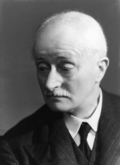 John Masefield, by Bassano Ltd - NPG x16794