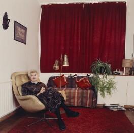 Jennifer Iris Rachel Montagu, by Lucy Anne Dickens - NPG P948(29)