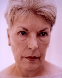 Ruth Rendell, by Ben Murphy - NPG x125080