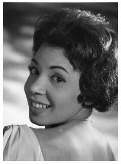 Shirley Bassey, by Derek Allen - NPG x45658