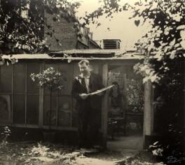 Theodore Garman, by Ida Kar - NPG x125082