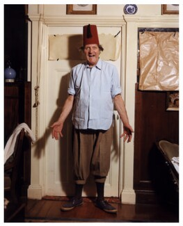 Tommy Cooper, by Michael Dyer - NPG x87183