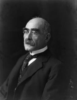 Rudyard Kipling, by Walter Stoneman - NPG x74737