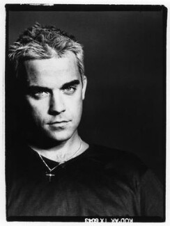 Robbie Williams, by Hamish Brown - NPG x87829