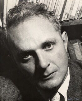 Stephen Spender, by Ida Kar, 1951 - NPG x125092 - © National Portrait Gallery, London
