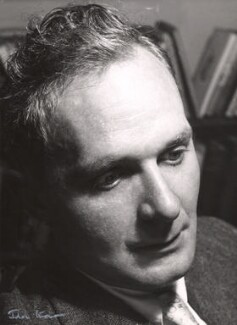 Stephen Spender, by Ida Kar, 1951 - NPG x125097 - © National Portrait Gallery, London