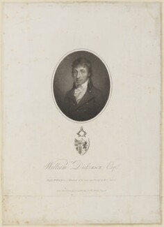 William Dickinson, by William Holl Sr, published by  T. Cadell & W. Davies, after  William Sherlock - NPG D11260