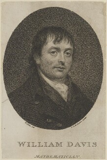 William Davis, by J.S. Dickson, probably after  Sir William Allan - NPG D11261