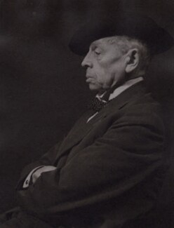 William Nicholson, by Augustus Charles Cooper - NPG x11842