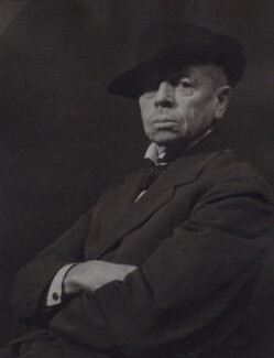 William Nicholson, by Augustus Charles Cooper - NPG x11841