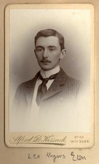 Leopold Hamilton Myers, by Alfred Douglas Kissack - NPG Ax68605