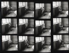 Tony Hancock, by Bob Collins, 1959 - NPG x125122 - © estate of Bob Collins / National Portrait Gallery, London