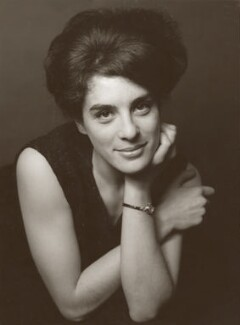 Eleanor Bron, by Lewis Morley - NPG x45335