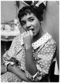 Shirley Bassey, by Bob Collins - NPG x35146