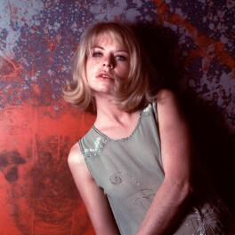 Susannah York, by Lewis Morley, 1960s - NPG x87162 - © Lewis Morley Archive / National Portrait Gallery, London