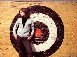Charlotte Rampling, by Lewis Morley - NPG x87166