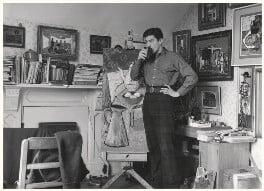 Lewis Morley, by Lewis Morley, 1954 - NPG  - © Lewis Morley Archive