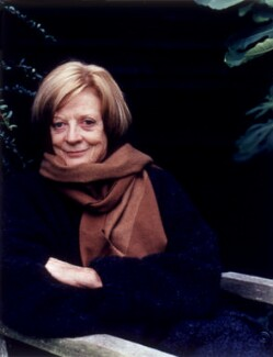 Maggie Smith, by Tom Miller - NPG x125136