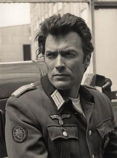 Clint Eastwood, by Lewis Morley - NPG x38956