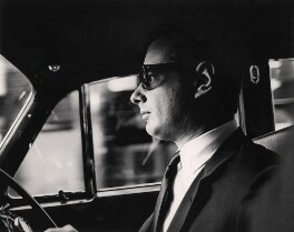 Brian Epstein, by Lewis Morley, 1963 - NPG x38922 - © Lewis Morley Archive / National Portrait Gallery, London