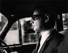 Brian Epstein, by Lewis Morley, 1963 - NPG  - © Lewis Morley Archive