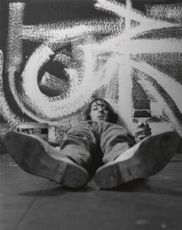 Barry Fantoni, by Lewis Morley, 1965 - NPG x38947 - © Lewis Morley Archive / National Portrait Gallery, London