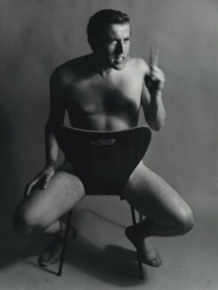 David Frost, by Lewis Morley - NPG x38945