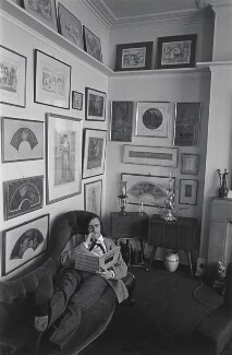Barry Humphries, by Lewis Morley - NPG x38940