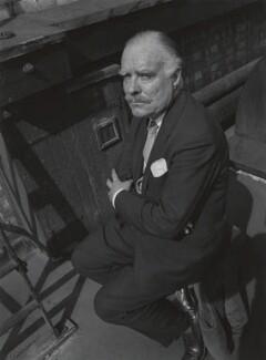 Osbert Lancaster, by Lewis Morley - NPG x38907
