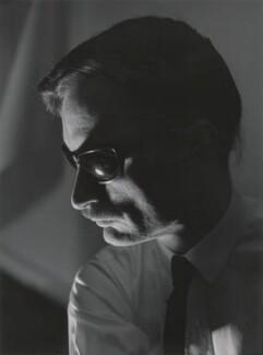 George Mann MacBeth, by Lewis Morley - NPG x38909