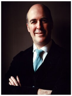 Charles Robert Saumarez Smith, by Mario Testino, 1 February 2002 - NPG x125143 - © Mario Testino