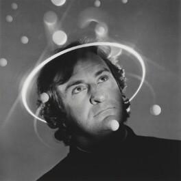 Douglas Adams, by Brian Griffin, 1986 - NPG P957 - © Brian Griffin