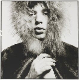 Mick Jagger, by David Bailey, December 1964 - NPG  - © David Bailey