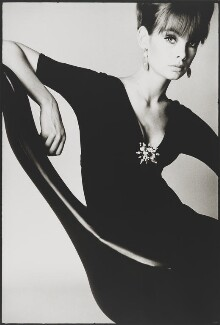 Jean Shrimpton, by David Bailey - NPG P954